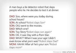 Lie Detector Robot