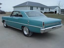 $1 NO RESERVE 1967 67 CHEVY NOVA II 2 DOOR HARDTOP 450HP HOT PRO ...