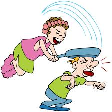 ᐈ Cartoon frying pan hit stock vectors, Royalty Free hitting illustrations  | download on Depositphotos®