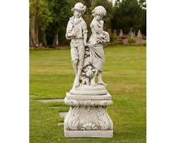 stone garden ornaments uk simply