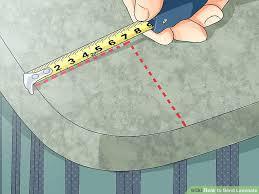 image titled bend laminate step 1 flexible countertop edging