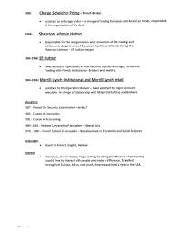computer skills resume list