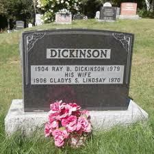 Ray Bert Dickinson (1904-1979) - Find A Grave Memorial