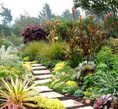 Small Picture Garden Paths and Landscape Steps Contemporary Garden San