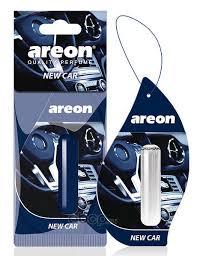 Освежитель для авто <b>Ареон Areon</b> New <b>Car</b> (новая машина)