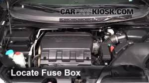 interior fuse box location honda odyssey honda replace a fuse 2011 2016 honda odyssey