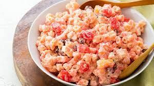 pinoy fiesta macaroni salad recipe
