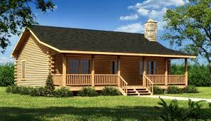 19 Simple Log Cabin Manufactured Homes Ideas Photo Kelsey Bass