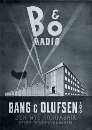 bang andamp olufsen logo. 1948 ad for bang \u0026 olufsen. olufsen, a great company logo standing quality and innovation andamp olufsen