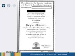 First Class Degree New Evaluating Marks On Indian Educational Documentation PDF
