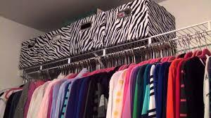 master bedroom closet organization. master bedroom closet organization on a budget: before \u0026 after - youtube