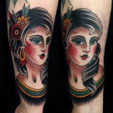 фото татуировок в стиле олд скул Old School эскизы татурф
