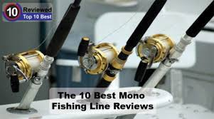 Best Mono Fishing Line Reviews Top 10 Checklist You Should