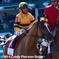 2014 Kentucky Derby Undercard Stakes Results
