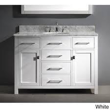 single sink bathroom vanities. Contemporary Bathroom Virtu USA Caroline 48 Inch Single Sink Bathroom Vanity Set Beautiful Idea On Vanities H