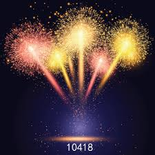 New Year Backdrops Fireworks Photography Background New Year Photography Backdrops