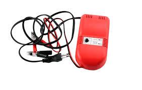 <b>Зарядное устройство от сети</b> 220В для аккумуляторов 5-12 Ач ...