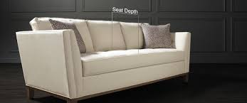 deep seat couch. What Do I Need To Know About Couch Depth? Deep Seat P