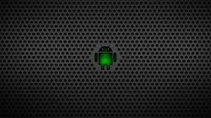 android wallpaper 1920x1080. Delighful Wallpaper 1920x1080 Wallpaper Android Operating System Os Green Black Mesh Intended Android A