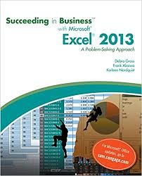 cengage radio flyer data file succeeding in business with microsoft excel 2013 a problem solving