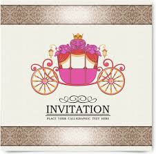 Birthday Party Invitation Card Template Free Free Birthday Party Invitation Template Free Vector Download 18 475