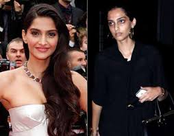 bollywood actress without makeup sonam