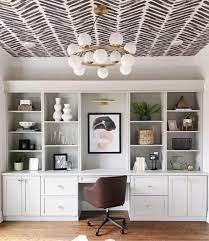 Home office design ...