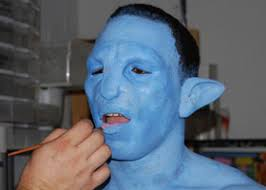 avatar na vi makeup
