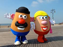mr and mrs potato head. Fine And Out  And Mr Mrs Potato Head I