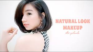 natural look makeup tutorial bahasa indonesia the yolanda