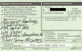 Certified Mail Return Receipt Iancconf Com