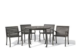 winchester round table chair set