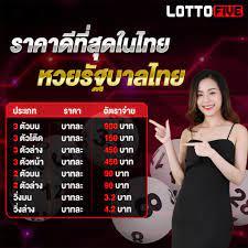 แทงหวยออนไลน์ บาทละ 900 จ่ายสูงที่สุด แทงหวยรัฐบาลไทย หวยต่างประเทศ