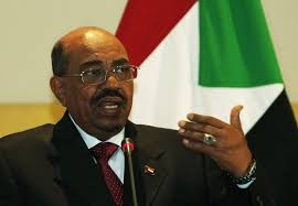 To his Excellency the President of the Republic of the Sudan,  HE Omar Hassan Ahmad al-Bashir