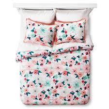 Multi Floral Printed Comforter Set Multicolor - Xhilaration ... & Multi Floral Printed Comforter Set Multicolor - Xhilaration™ : Target Adamdwight.com
