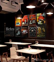 Style :Retro Coffee Tin Sign Color:Multi Size: 20x30cm Sales model:mix  order Material:Metal Quantity:1pc Shipment:Free Shipping style: 10pls