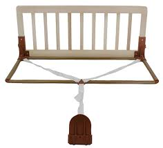 com kidco convertible crib bed rail finish natural childrens home safety s baby