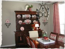 Ideas Country Style Dining Rooms - French country dining room set
