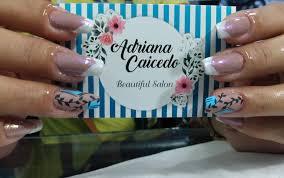 Uñas Acrilicas manicure semipermanente... - Beautiful Salon Adriana Caicedo  | Facebook