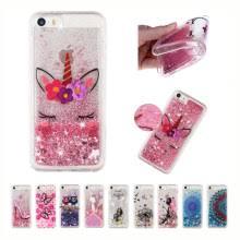 Best value <b>Bling</b> Liquid Quicksand Glitter <b>Soft</b> Phone Case for ...