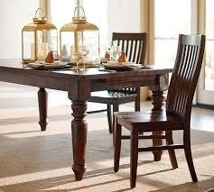 black dining room table pottery barn. sumner extending dining table pottery barn room tables black e