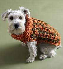 Free Crochet Dog Sweater Patterns Unique Free Easy Crochet Dog Sweater Pattern Can Be Found At Wwwlionbrand