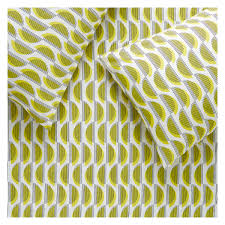 lemon yellow and black printed kingsize duvet cover set promotion previous next