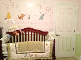 Pooh Nursery Ideas Classic The Pooh Nursery Set Neutral Made For Girl With  Throughout The Pooh . Pooh Nursery Ideas ...