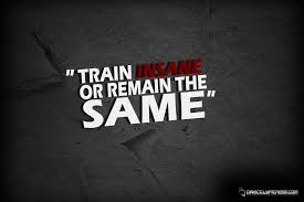 train fitness wallpaper with quote