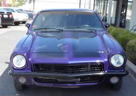 1972 Chevrolet Vega 2 Door Sedan