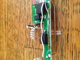 modify 15 simplisafe entry sensor as a wired switch 6 steps step 3 prepare wires for ering to magnetic reed switch