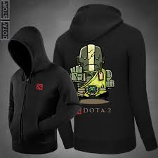 dota 2 earth spirit hooded sweatshirt zipper hoodie dota 2 store