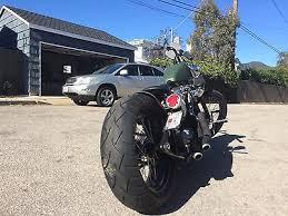 custom built bobber motorcycles for sale