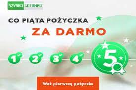 Szybka Gotówka - co piąta pożyczka za darmo! | pożyczka portal